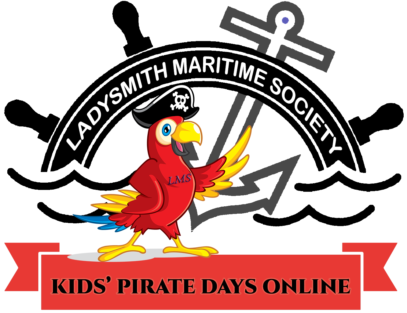Kids' Pirate Days Online Logo