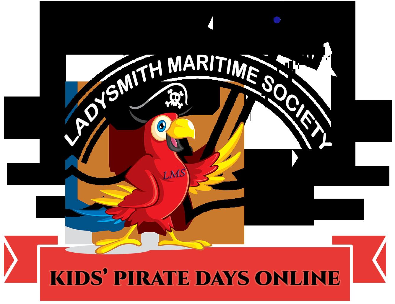 Kids' Pirate Days Online Logo